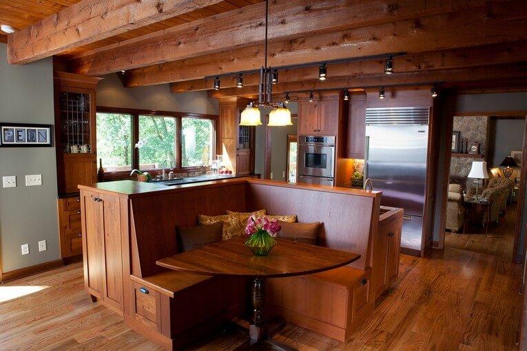 Httphomestratospheres3Amazonawswpcontentuploads2014 Fascinating Kitchen Booth Designs Inspiration