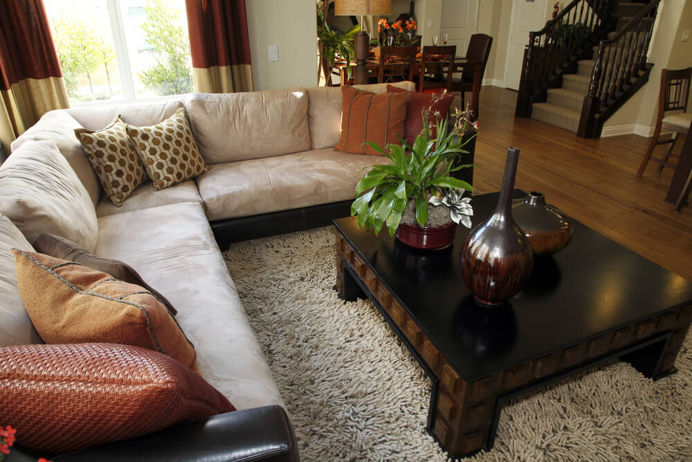 Great Example Of A Very Small Living Room Space Well