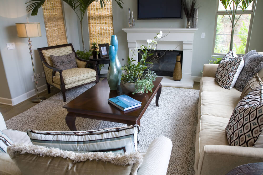 46 swanky living room design ideas make it beautiful for Old fashioned living room designs