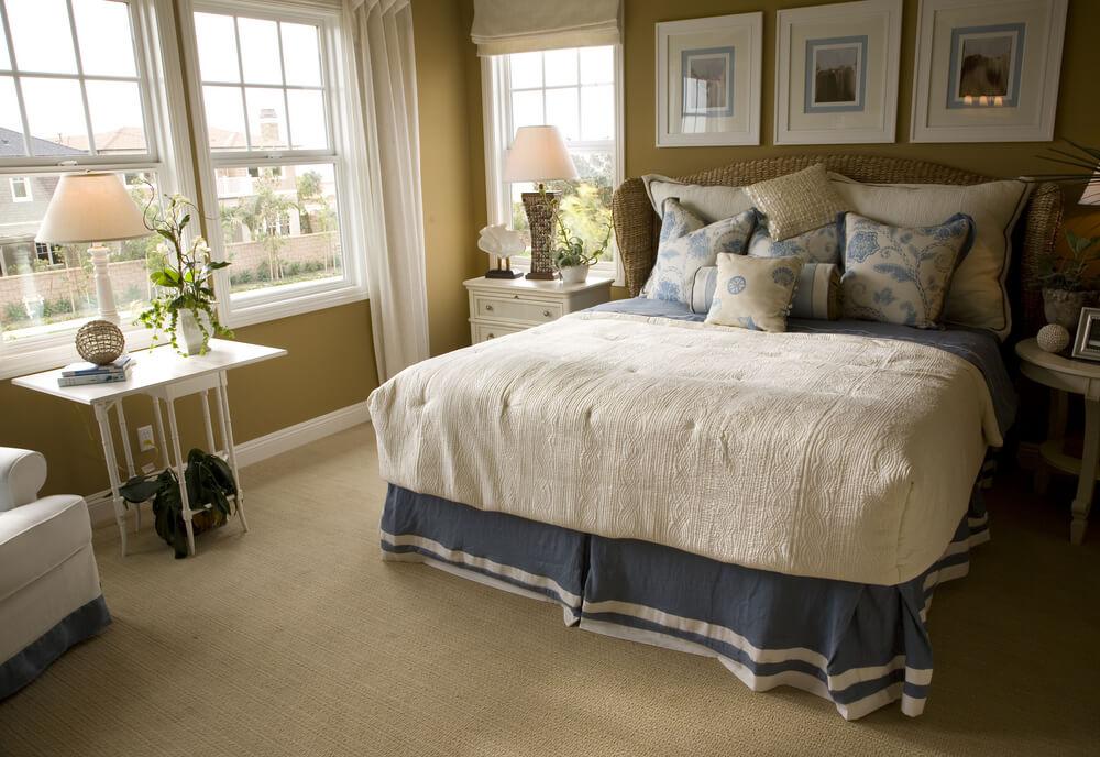 Sand Color Bedroom