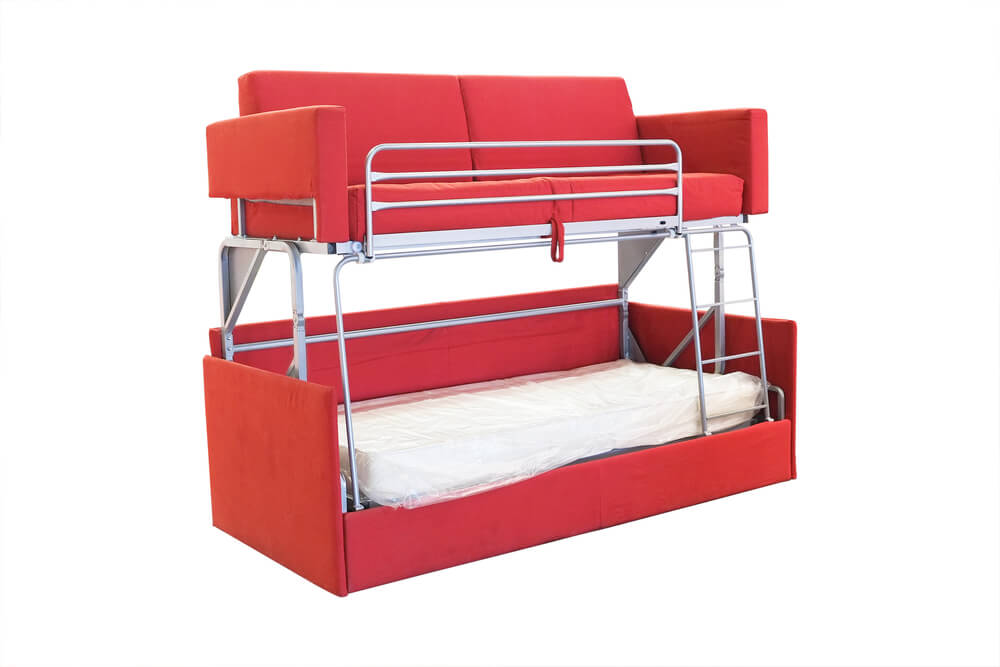 Image Result For Couch Turns Into Bunk Bed