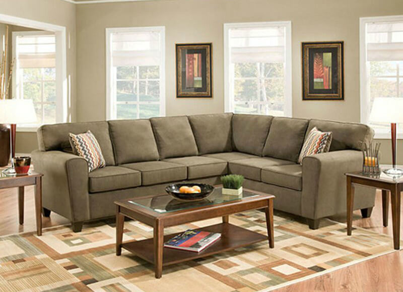 37 beautiful sectional sofas under 1000 for Sectional sofa under 1000
