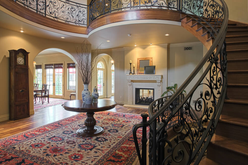 Home Interior Entrance Design Ideas: 45 Custom Luxury Foyer Interior Designs