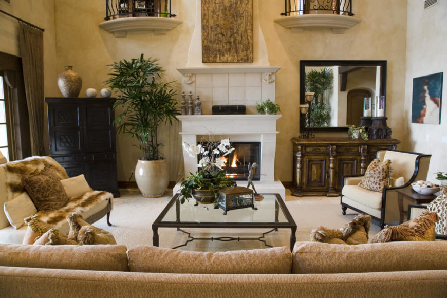 beautifully styled living space - photo #2