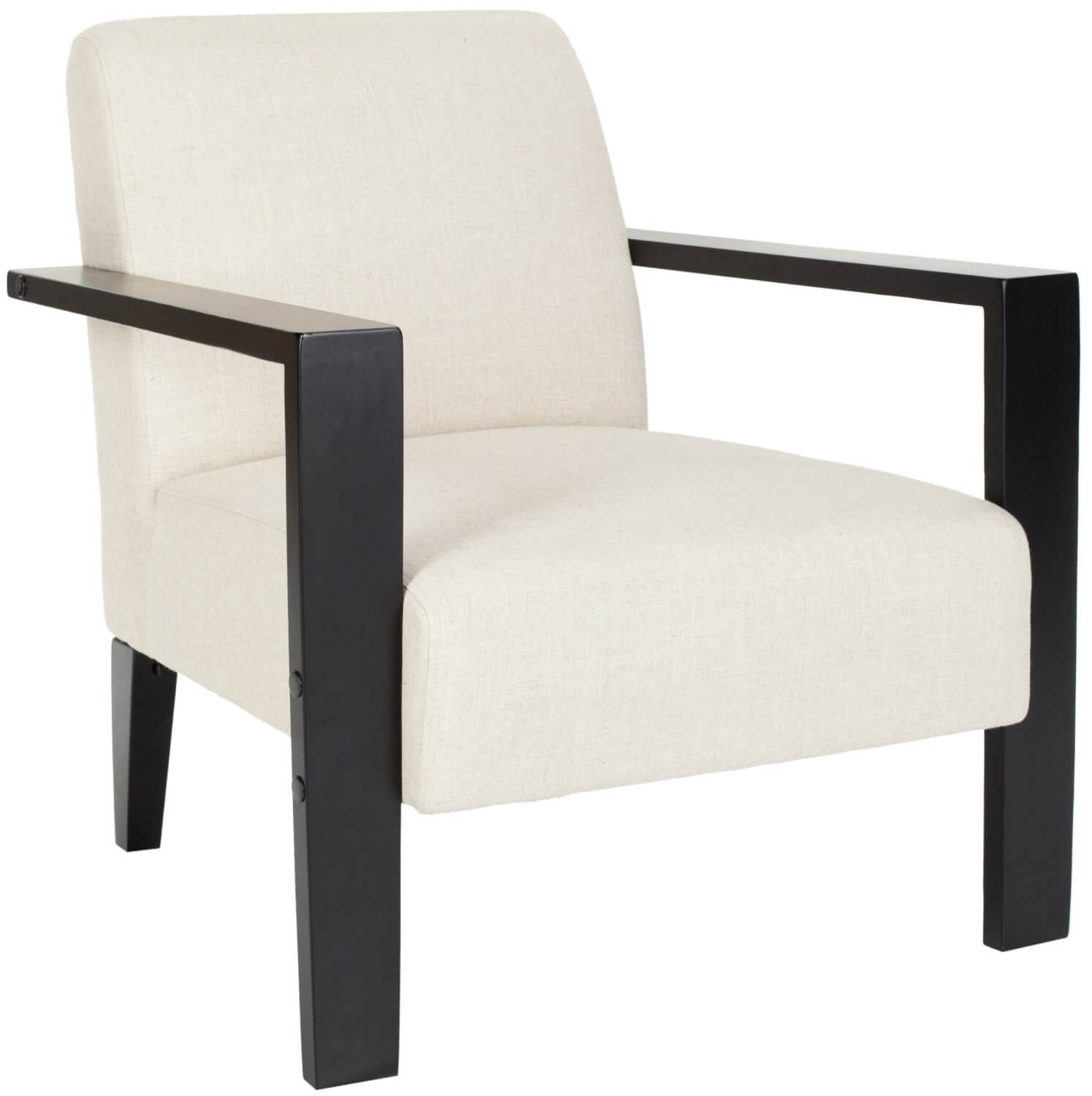 12 White Modern Accent Chairs for the Living Room