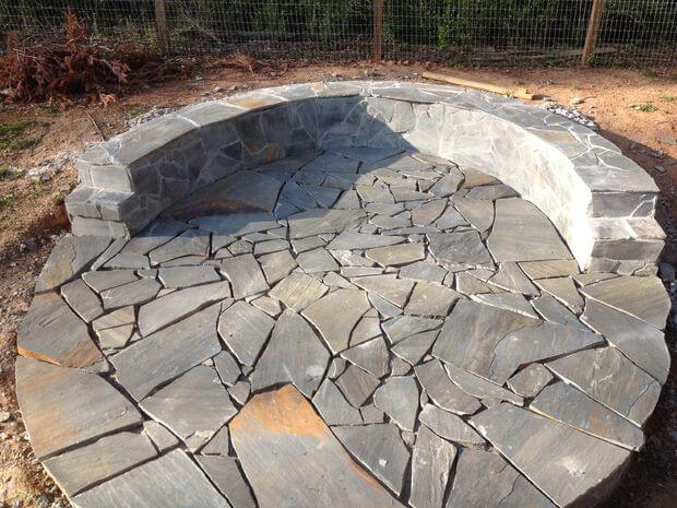 Lay Patio Stones