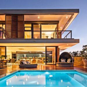 Aloe Ridge Home Swimming Pool by Metropole Architects