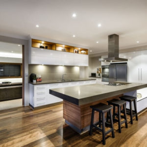 kitchen designed by Webb & Brown-Neaves