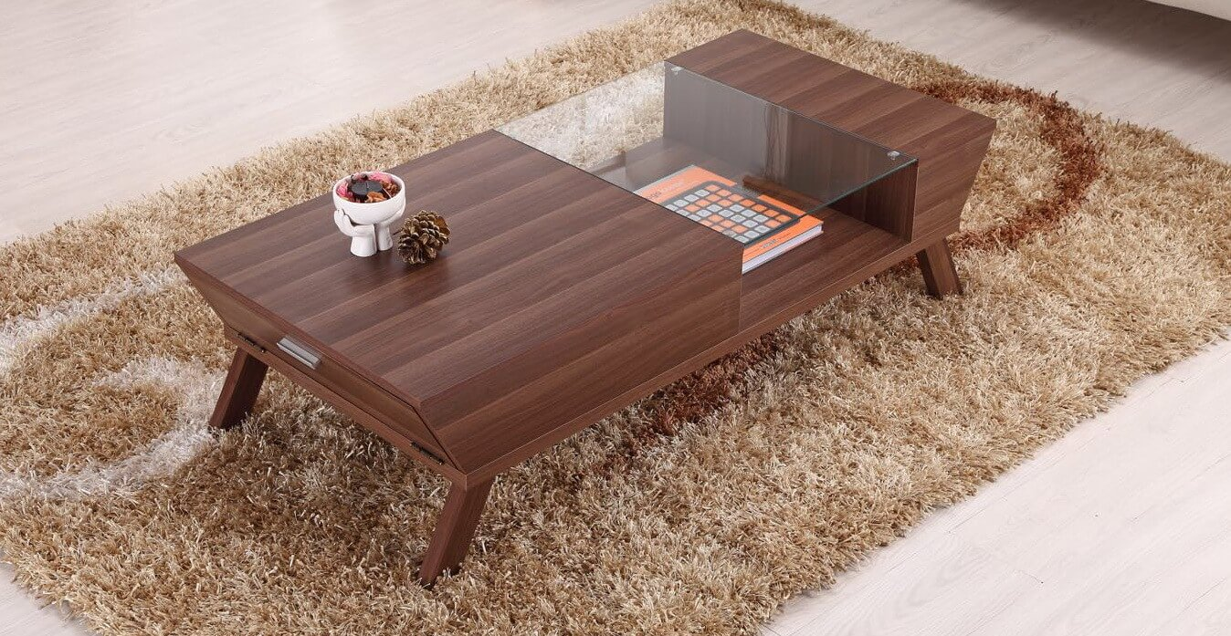 Wood construction is, as always with tables of any variety, the most common construction element. Versatile, warm, timeless, and rich, wood can be used in the vast majority of shapes, styles, and sizes.