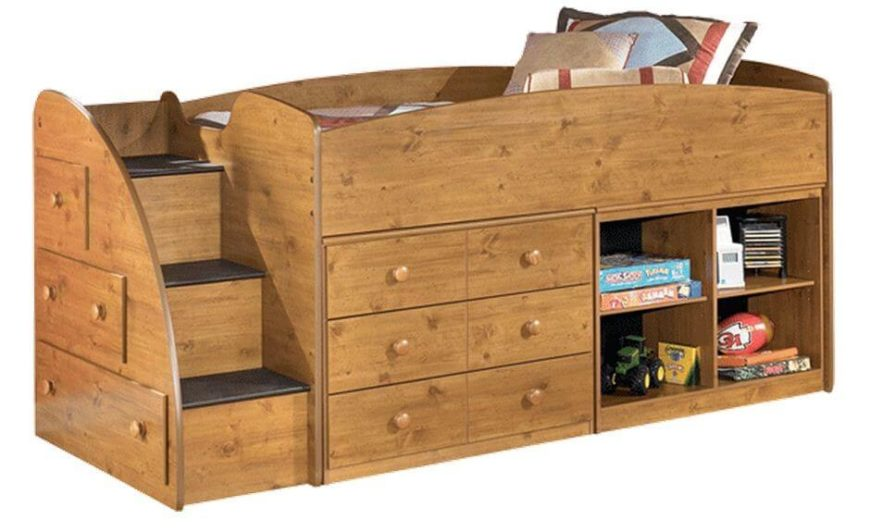 Elsa-Twin-Loft-Bed-with-Optional-Trundle-Bed-and-Storage