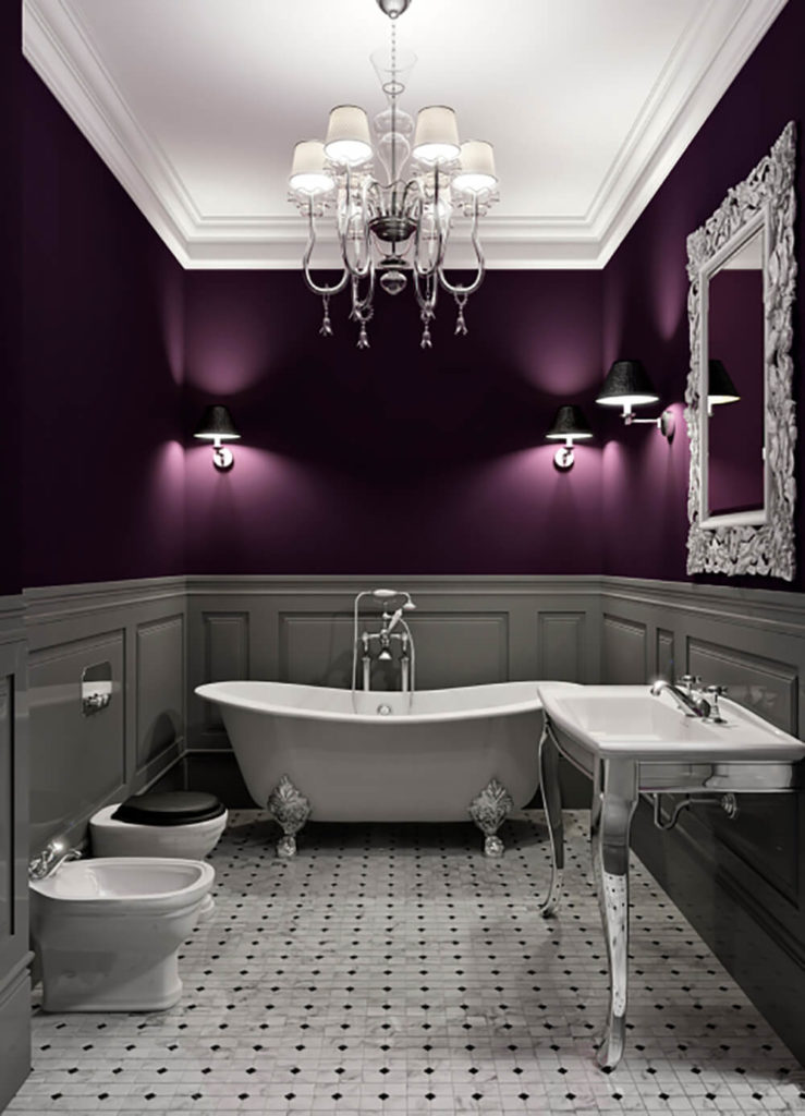 Picture of: 33 Relaxing Clawfoot Bathroom Tub Ideas Photos