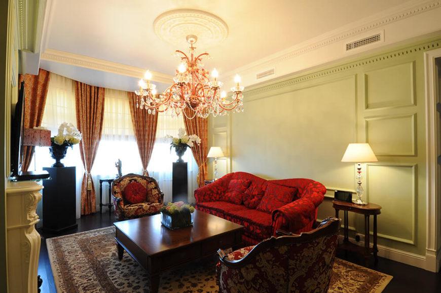 Apartment G by Simutin Design.