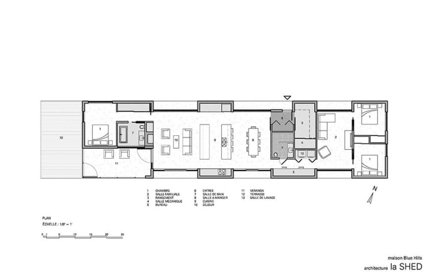 Here's the floor plan to help you fully appreciate the simplified layout of this home.