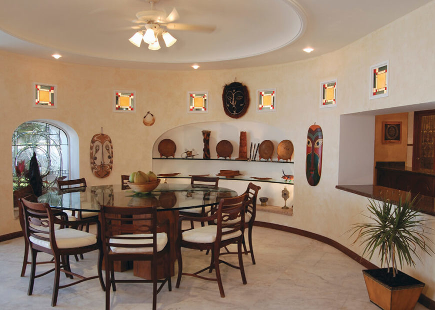 Welcome to our gallery featuring 44 Rooms With Stained Glass Windows!