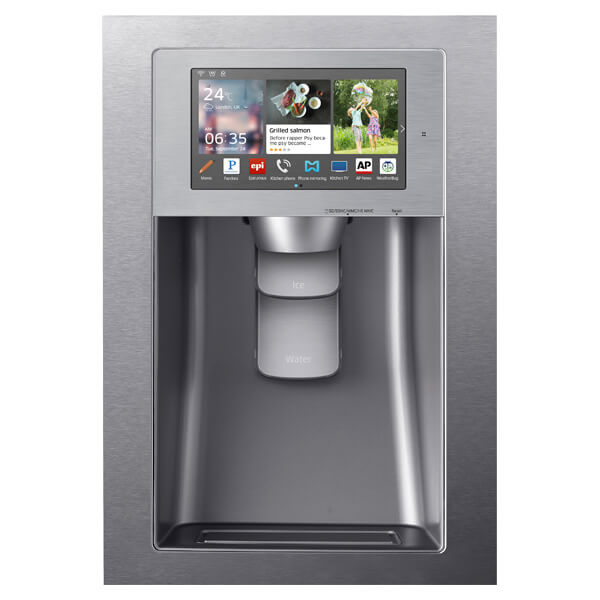 11a. Smart home appliances, samsung.com, Samsung