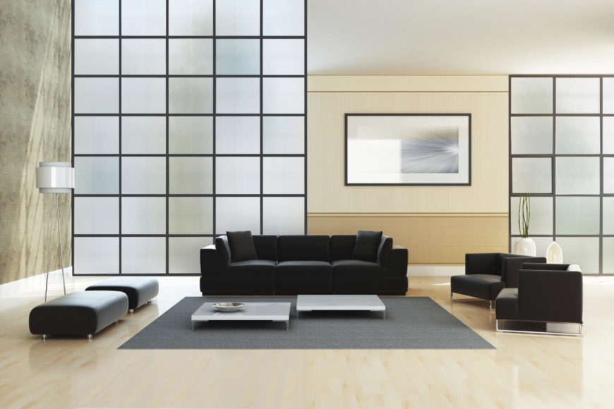 The best part about SONTE is, you don't need to replace your windows; the digital shade can be retrofitted onto any glass surface and controlled via smartphone or tablet app. While it slightly changes the appearance of your windows, it's an otherwise seamless and stealthily integrated technology that makes a huge difference in day to day life.