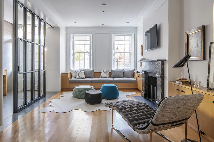 Welcome to our gallery featuring the Boston Common Townhouse by Hacin + Associates.