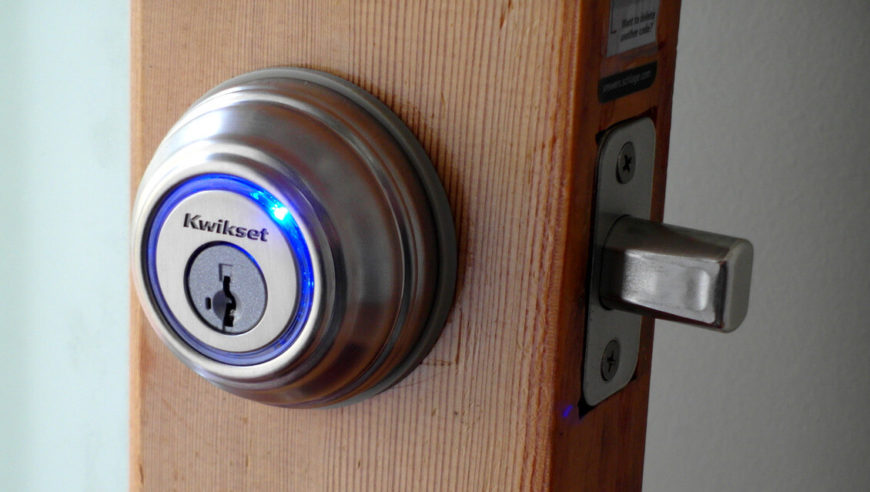 Smart home door locks.