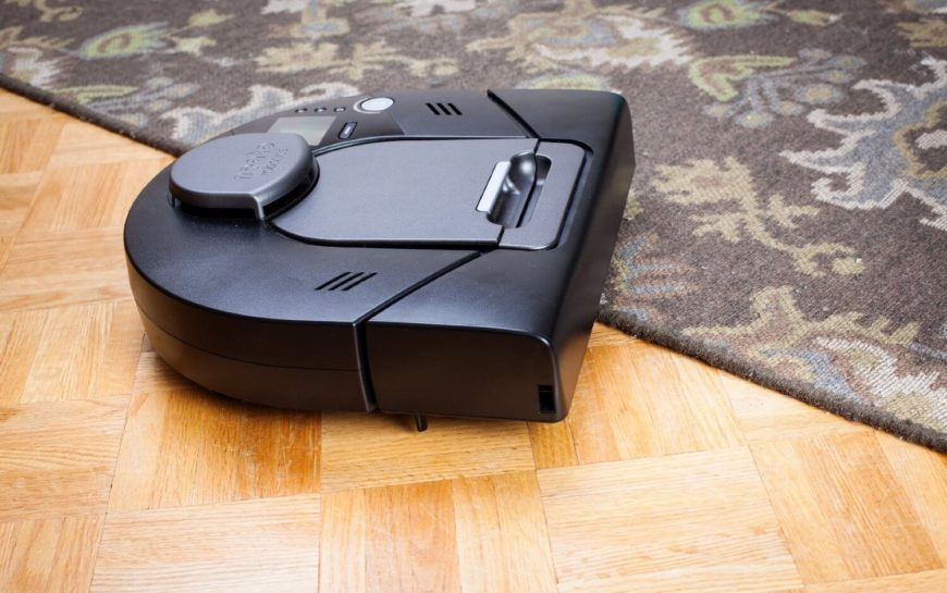 By now we've all seen robotic vacuum cleaners, but this new smart vacuum from Neato is a real upgrade. This device cleans the floors of your home or office on its own, effortlessly picking up dirt, dust, pet hair, and more from all types of flooring and carpeting. It's easily programmed to schedule daily cleanings at a specific time or simple one-off sessions. Even better, the software can be updated and upgraded, so it'll be ready for new programming as it emerges in the future.