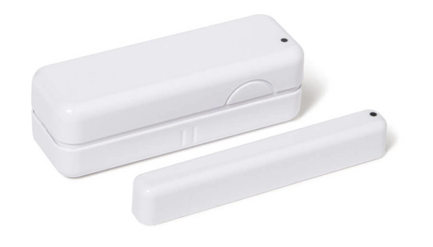 With this product, we return to the category of smart window and door sensors that we began our list with. These sleek, small, and almost invisible devices will give you the peace of mind that comes with knowing with 100% certainty that your home is closed up and locked down while you're away. Instant intrusion alerts are sent to your smartphone or computer via the compatible Iris Smart Hub. It can even be used on cabinetry or safes, acting as a remote alert to let you know when someone's trying to get at your valuables.