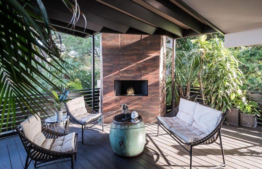 5 Patio - Jaxon Home - Summitridge, Beverly Hills