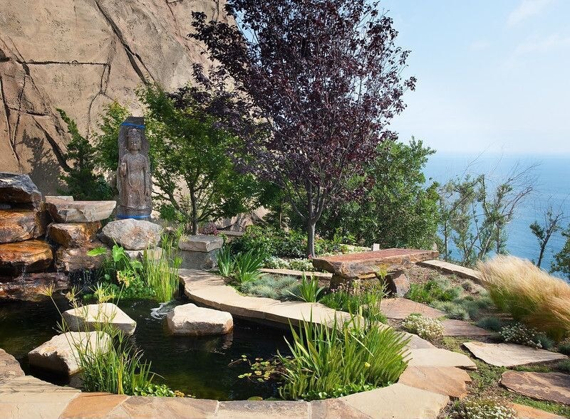 One of the most durable materials is stone. When you have a piece of furniture that stays outside, durability can be important. A stone bench also matches perfectly with masonry and other stone structures.