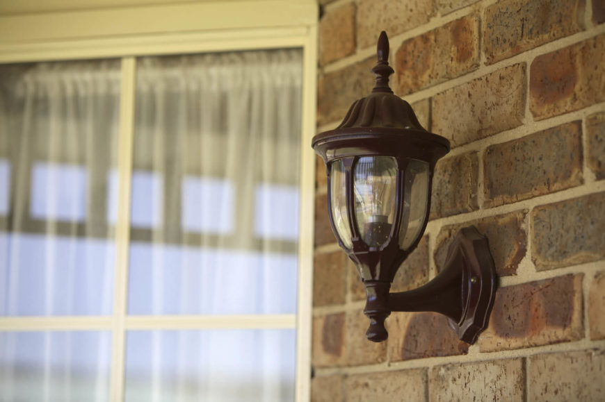 """You may have read the headline above and thought, """"of course,"""" but hear us out. Many times, homeowners are inadvertently inviting a spider problem into their homes. Exterior lights, nearby vegetation, cracked windows or door openings, and more can all allow the pests to walk right in. If you've ever left porch lights on overnight, you're probably familiar with the collection of webs that appear the next morning."""