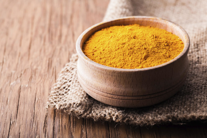 Turmeric, that venerable spice at the root of curries everywhere, is wonderful for driving spiders away from the home. Because of its potency of smell and taste, sensitive spiders are absolutely driven away by turmeric. Thankfully, it's an incredibly cheap spice to buy.