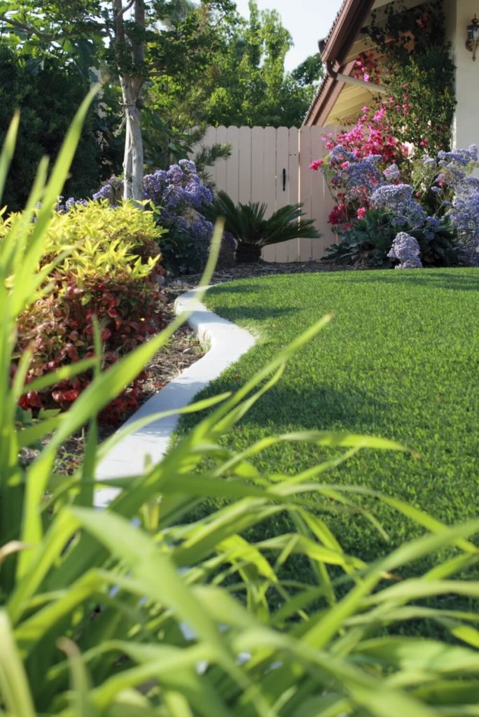 There are so many different cuts and textures of astroturf available. Without a doubt you will be able to find a product that fits your needs. If you want lifelike astroturf, there are some turfs that will have you swearing it's real grass.