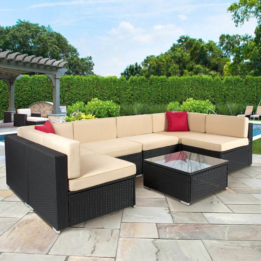 72 Stupendous Backyard Furniture Ideas