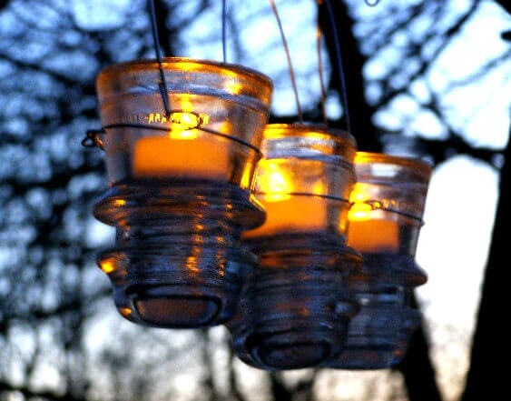 Lighting accessories are always fantastic additions because they also serve the function of making your space more useable at night. Candles provide a specific ambiance that artificial lights cannot.