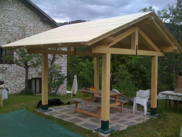 How to Build a Gazebo (DIY Illustrated Guide)