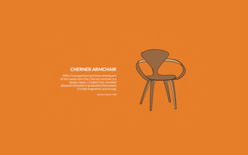 17 Cherner Chair