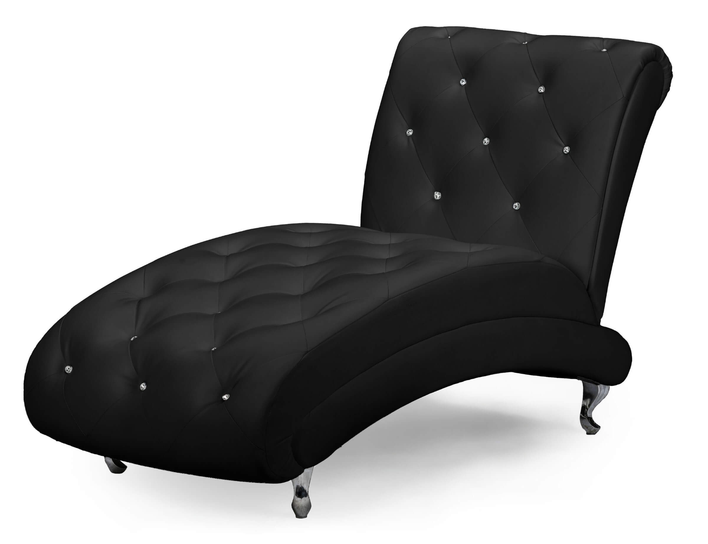 Top 20 Types Of Black Chaise Lounges Buying Guide Home Stratosphere