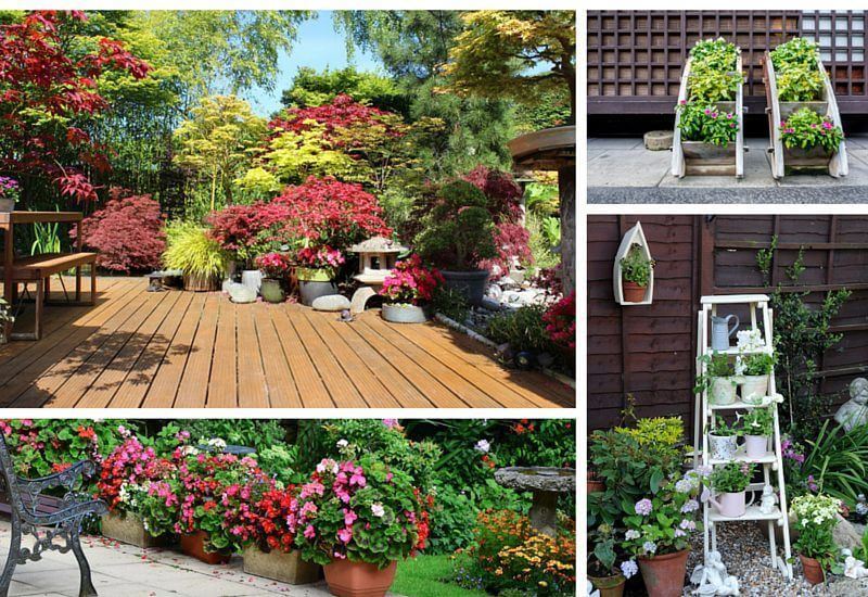 35 Patio Potted Plant And Flower Ideas Creative And Lovely Photos Home Stratosphere