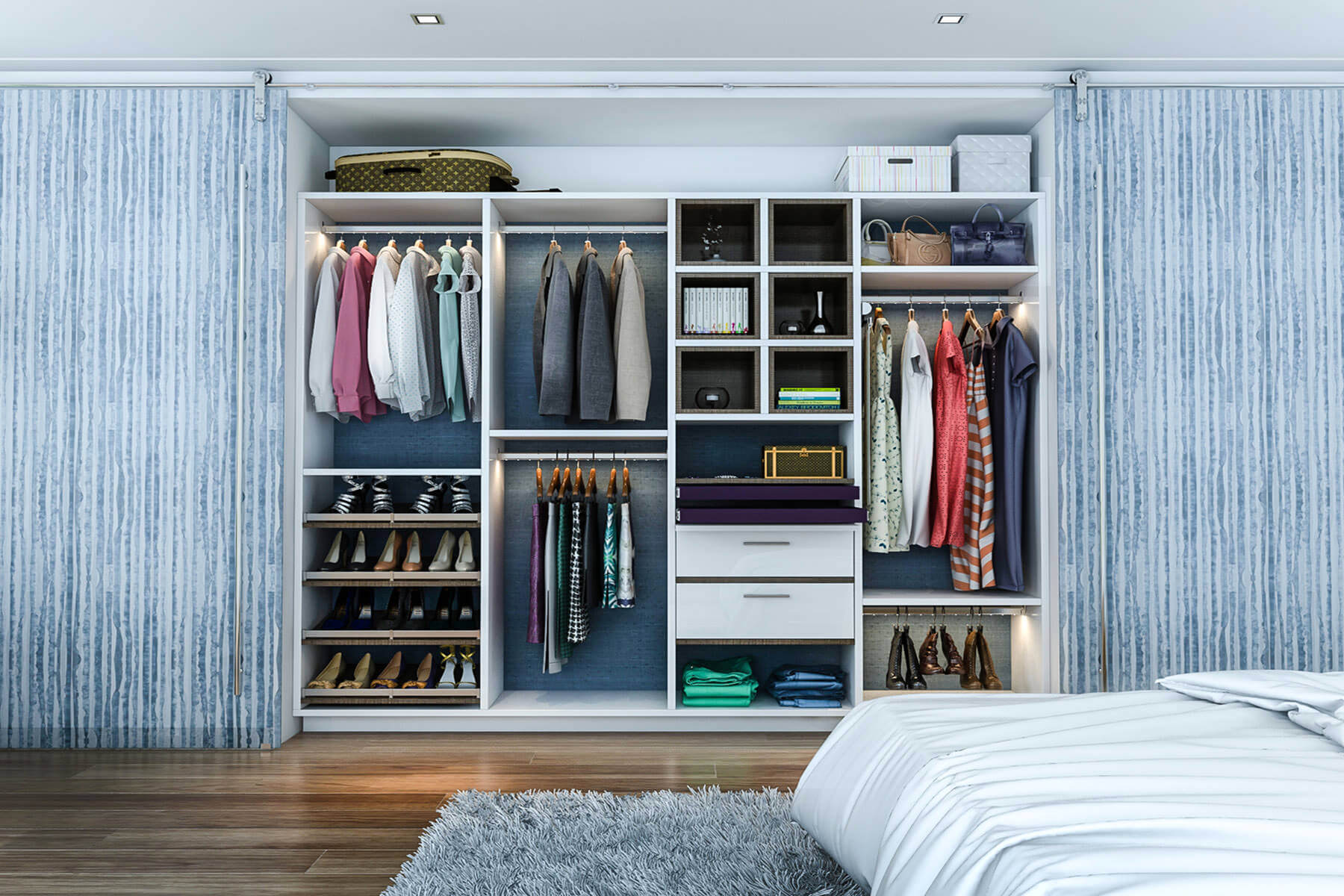 50 Modern Closet Ideas Photos