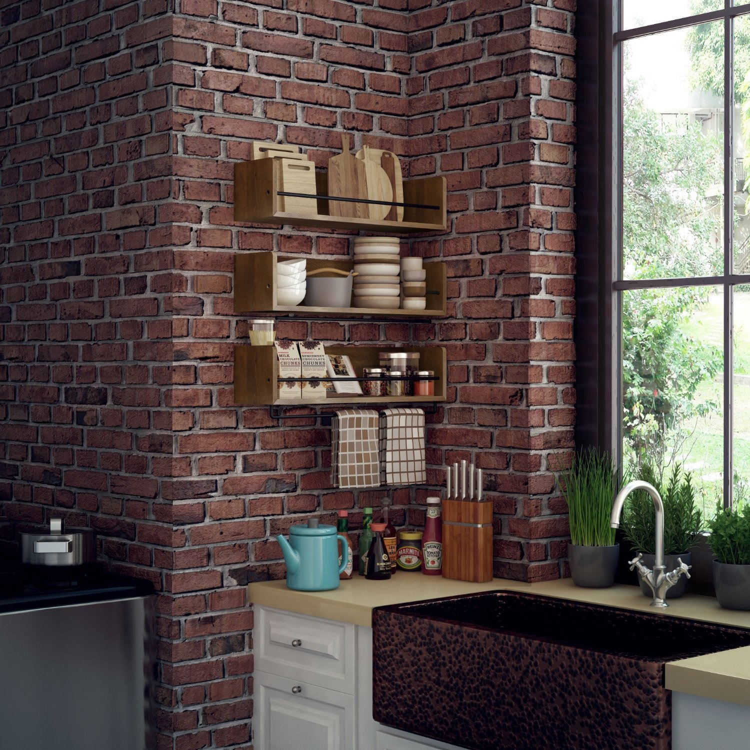 Image of: 30 Spice Rack Ideas Clever Practical Spice Storage Options Photos
