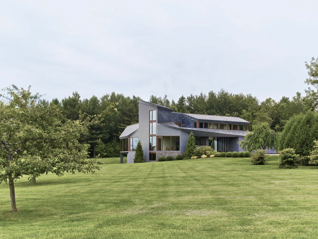 Berkshire Mountain Home
