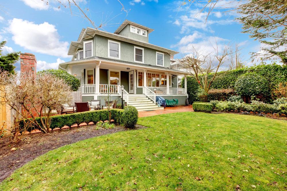 Craftsman Home Architecture