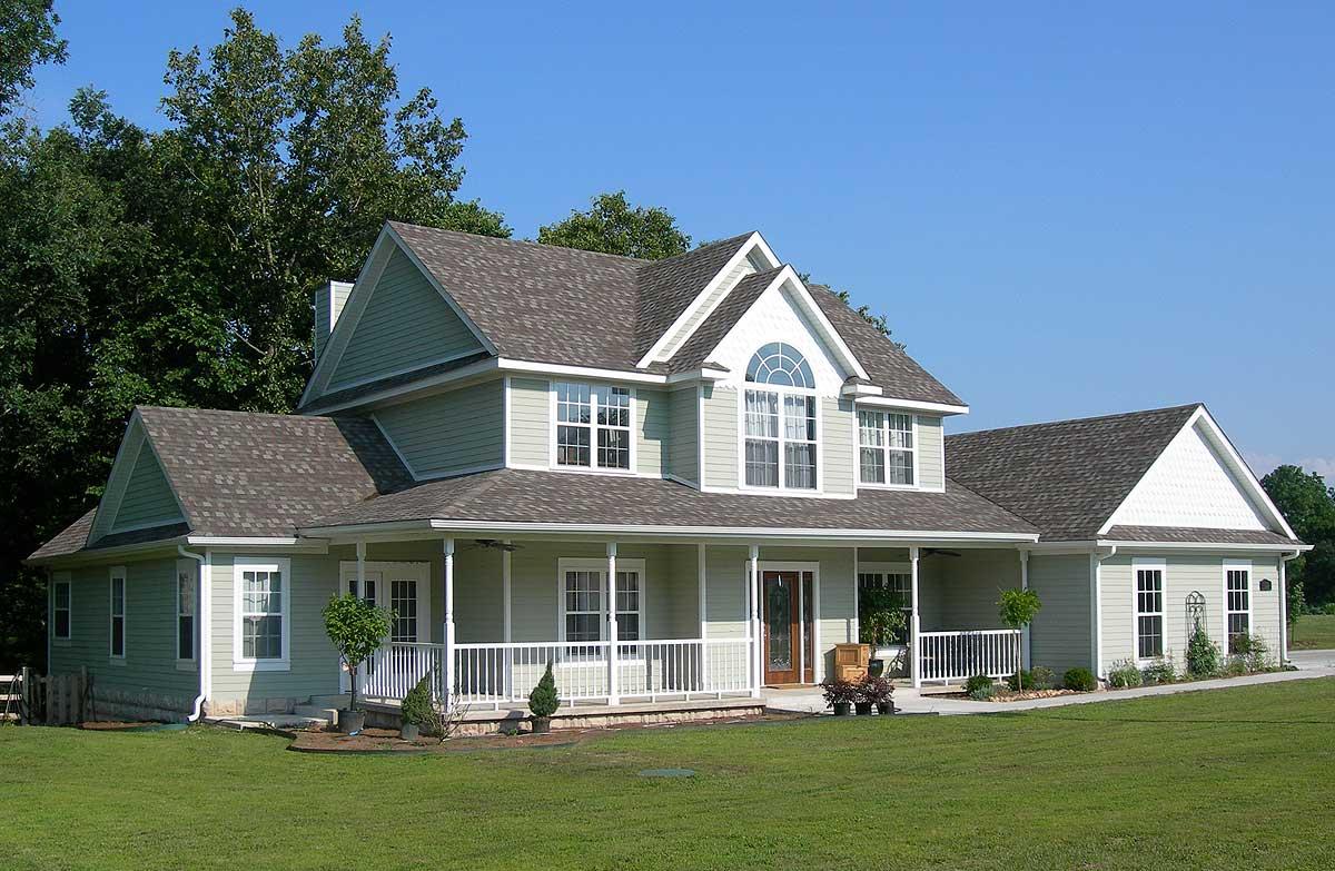 Farmhouse Home Architecture