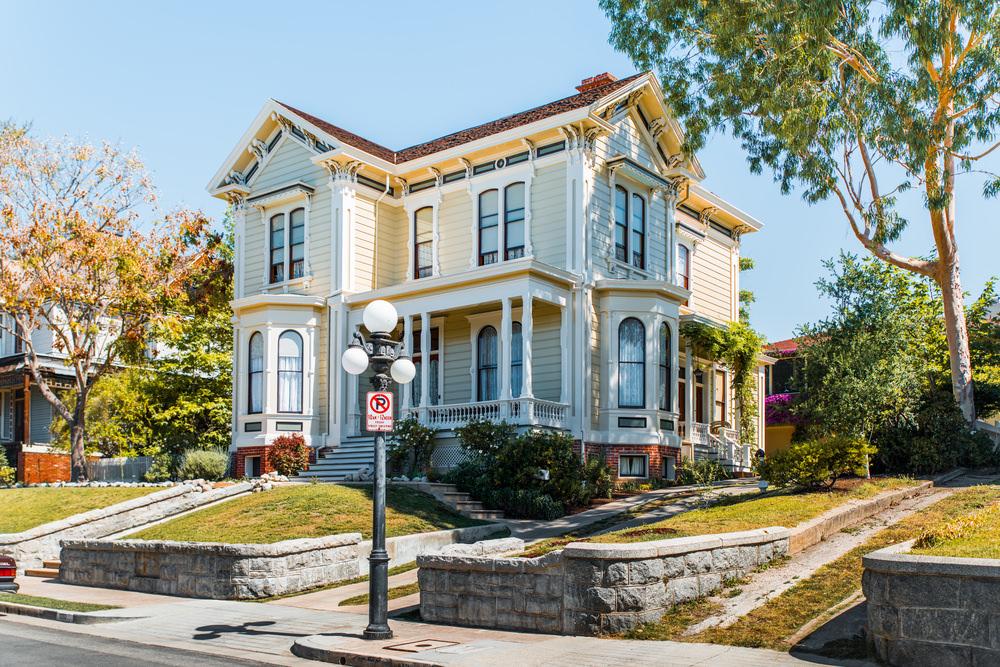 Victorian Home Architecture