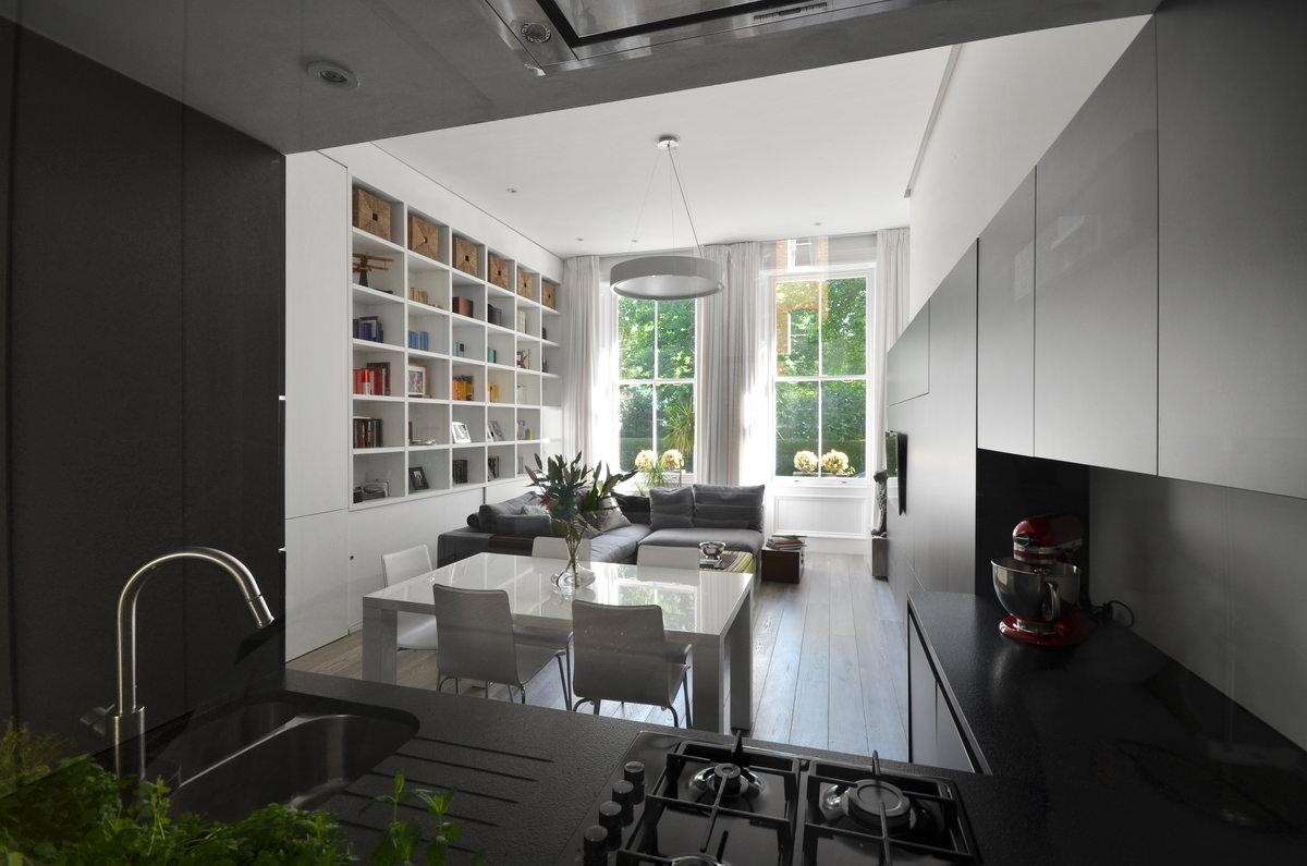 Daniele Petteno - Nevern Square Apartment-02