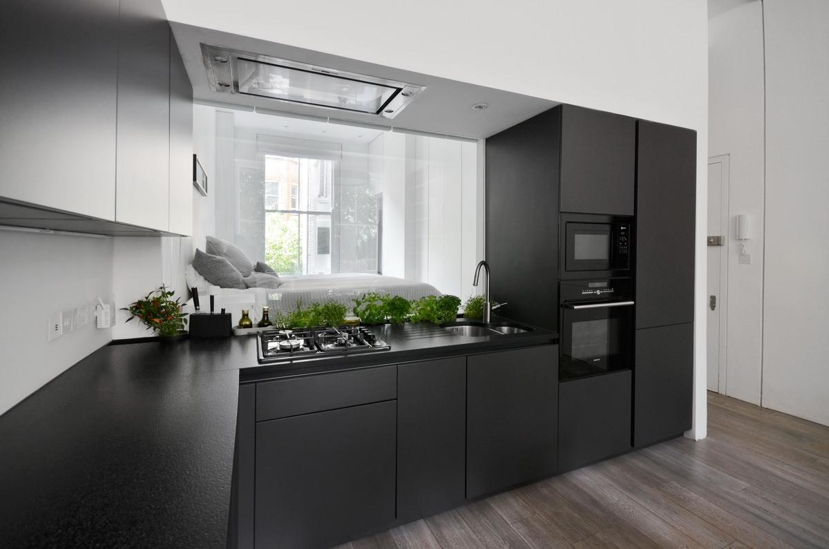 Daniele Petteno - Nevern Square Apartment-06