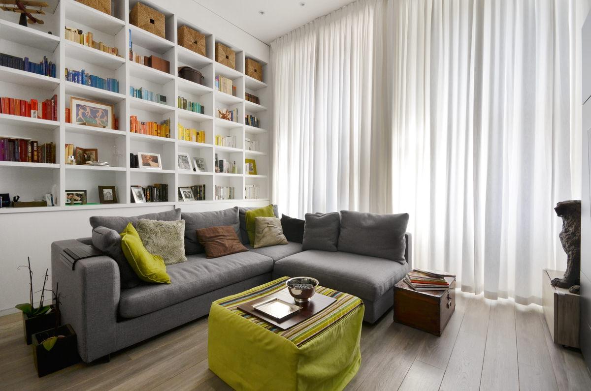 Daniele Petteno - Nevern Square Apartment-09