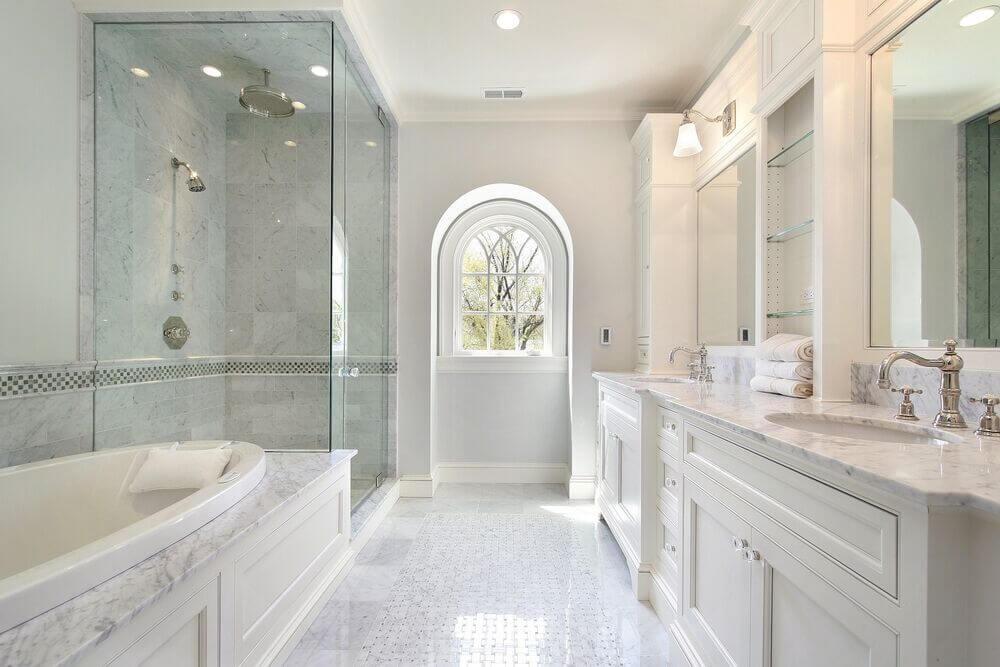 40 Primary Bathroom Window Ideas
