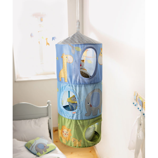 Hanging Toy Organizer
