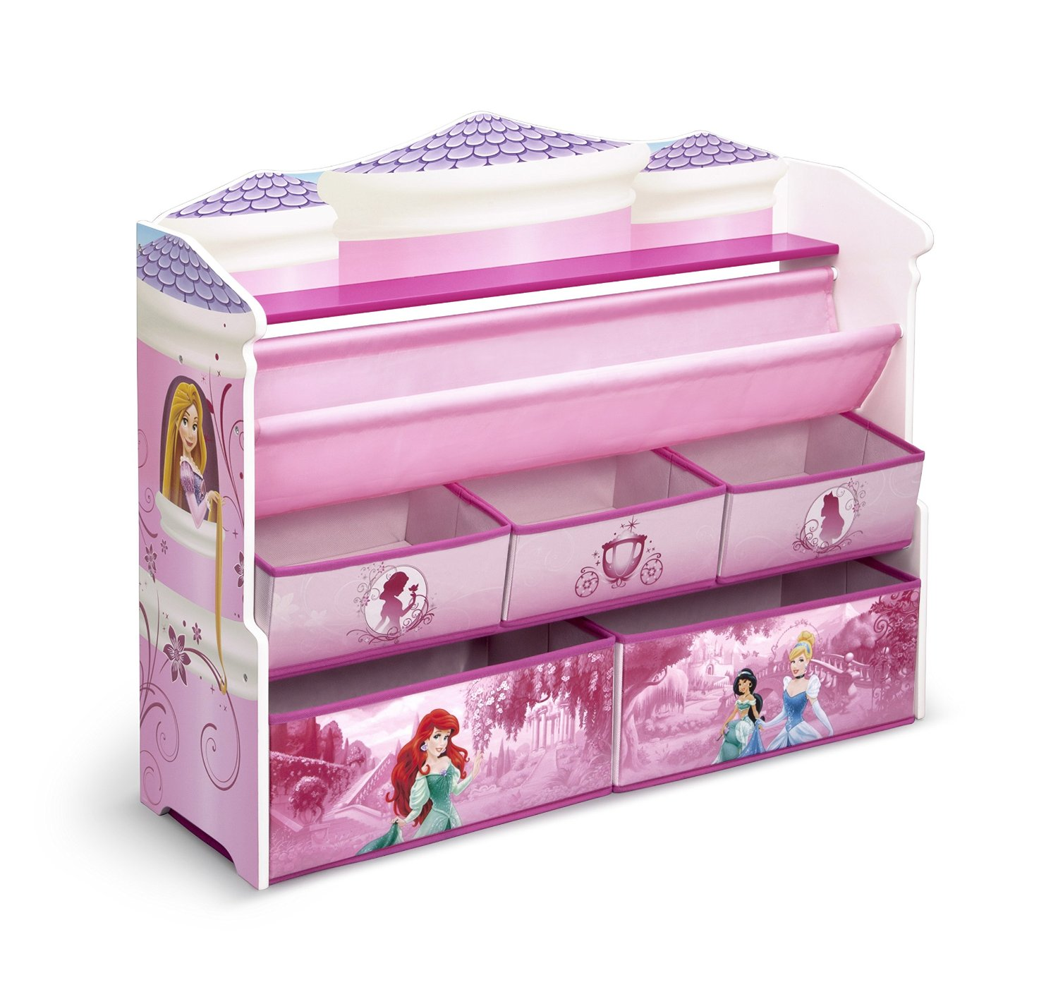 Disney Princess Toy Organizer