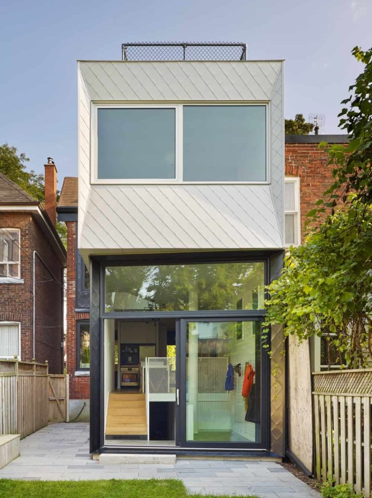 Toronto Urban Home by Reigo & Bauer