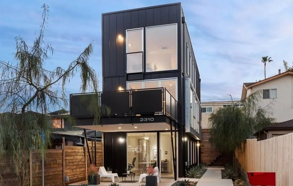 20 Industrial Style Homes Exterior And Interior Examples Ideas Photos