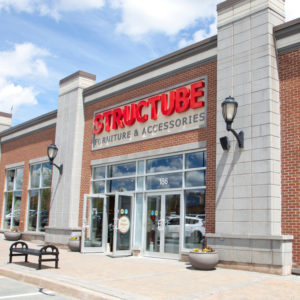 Photo of Structube store in Halifax, NS